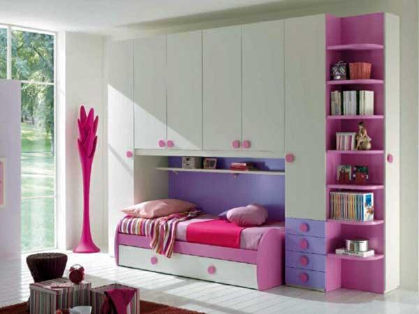 Design Camere Da Letto Ragazze : Stanze da letto per ragazze design casa creativa e
