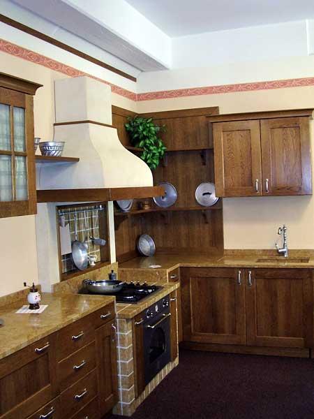 Finta muratura mobiliemmebi - Cucine moderne in muratura ...