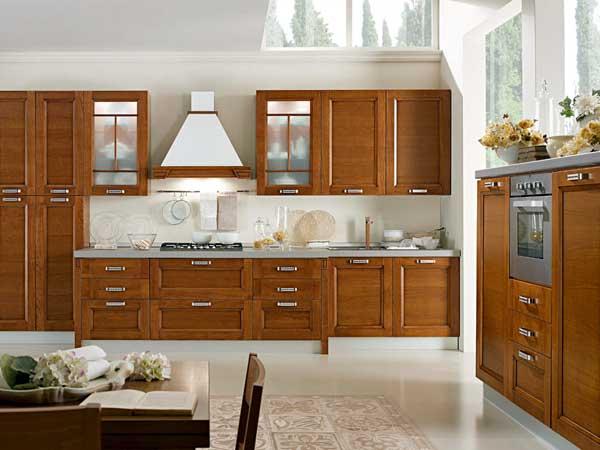 Cucina moderna forl imola vendita su misura con isola for Costo isola cucina