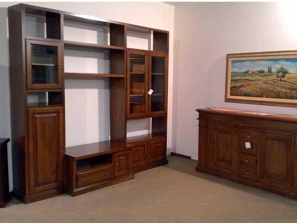 Mobile tv forl imola mobili classici di lusso design for Arredamento arte povera soggiorno