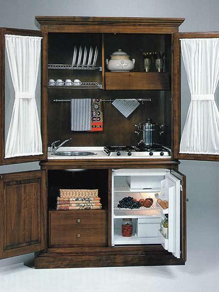 Cucine in legno forl ravenna produzione artigianale su - Prezzi cucine su misura ...